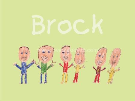 Brock Mi Familia-ILMKA