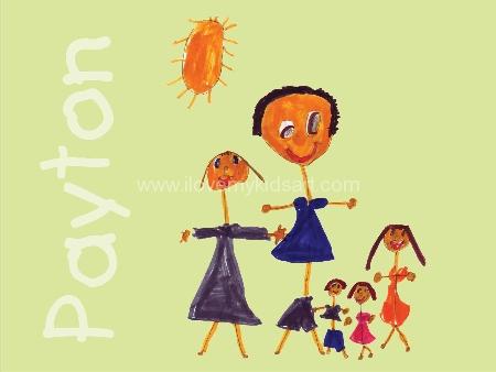 Payton\'s Family-ILMKA