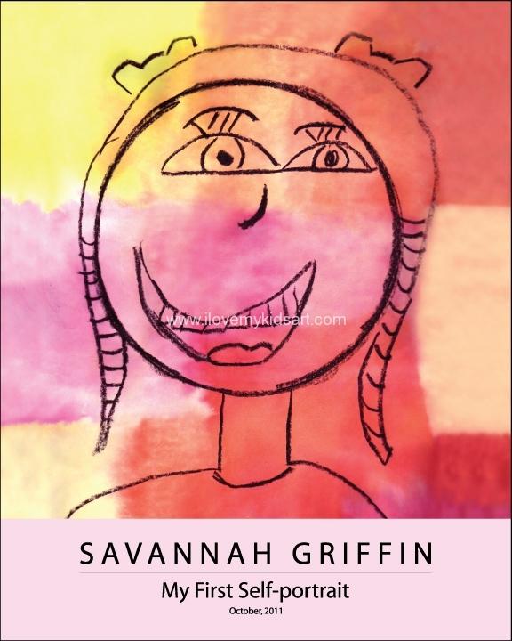 Savannah Self-portrait-ILMKA