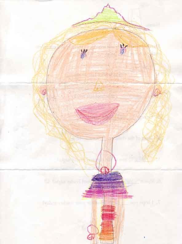 Ella Self-portrait