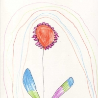 Daniela Thin Flower