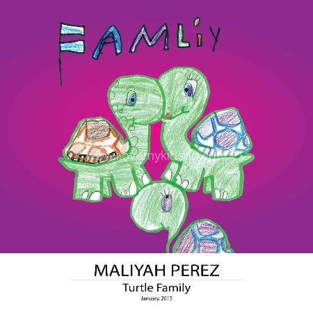 Maliyah Turtle Family-ILMKA
